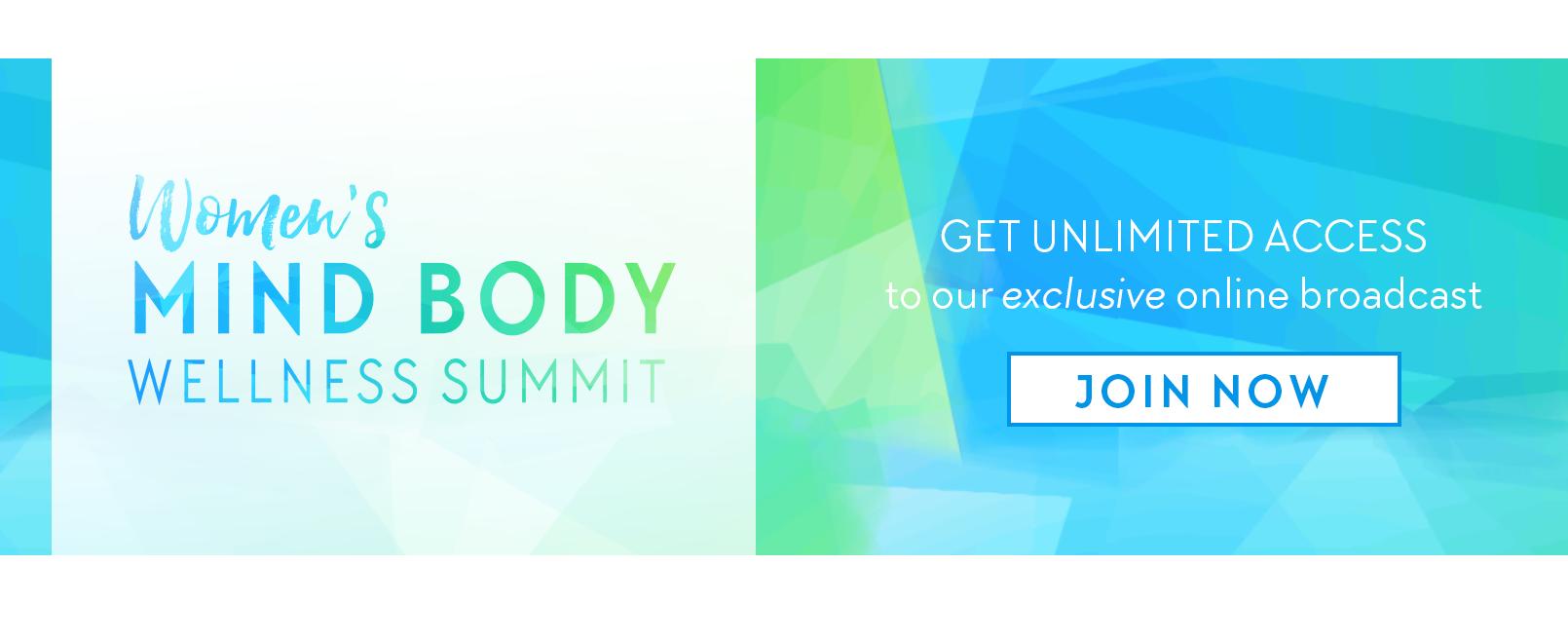 MyHealthSpin.com Women's Mind Body Wellness Summit