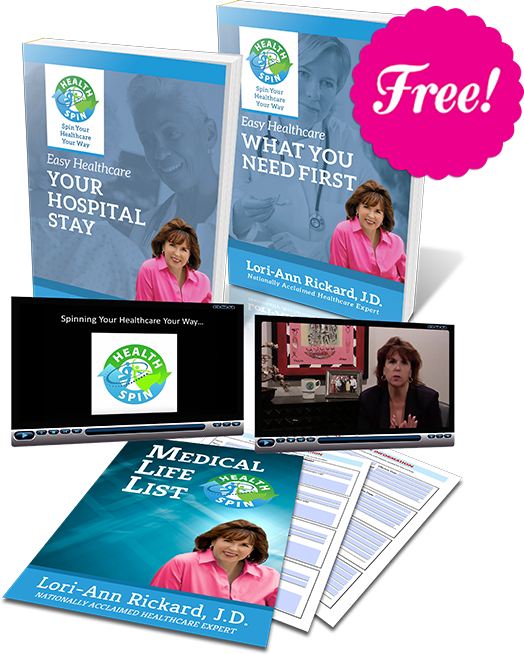 My Health Spin - Free exclusive Toolkit