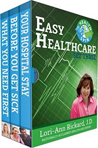 Easy HealthCare - Set Three by Lori-Ann Rickard